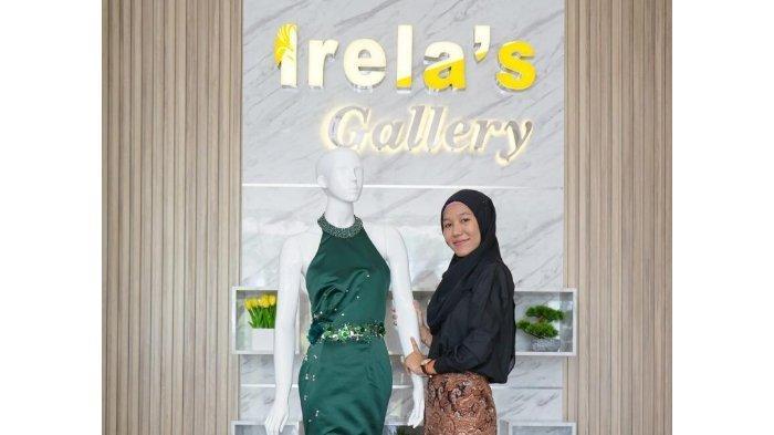 Sukai Dunia Fashion Sejak Kecil, Maya Sari Irela Kini Fokus Geluti Bisnis Butik