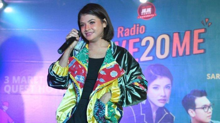Sara Fajira pelantun lagu Lathi meluncurkan single baru berjudul Julite bersama DJ Eddie Tripleks