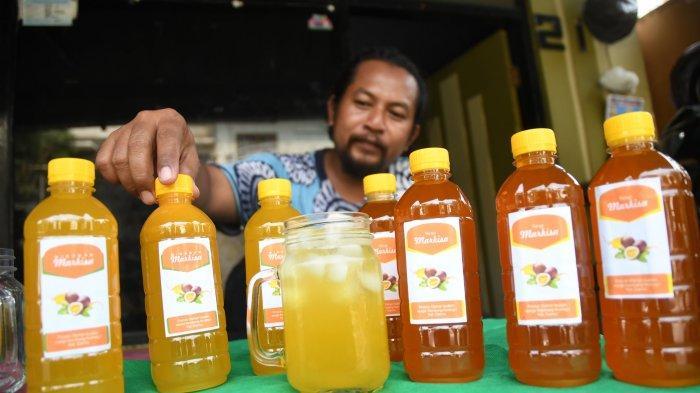Simak Cara Pembuatan Sirup Markisa Ala Warga Rt 8 Rw 9 Kembang Kuning I Surabaya Halaman All Tribunjatim Wiki
