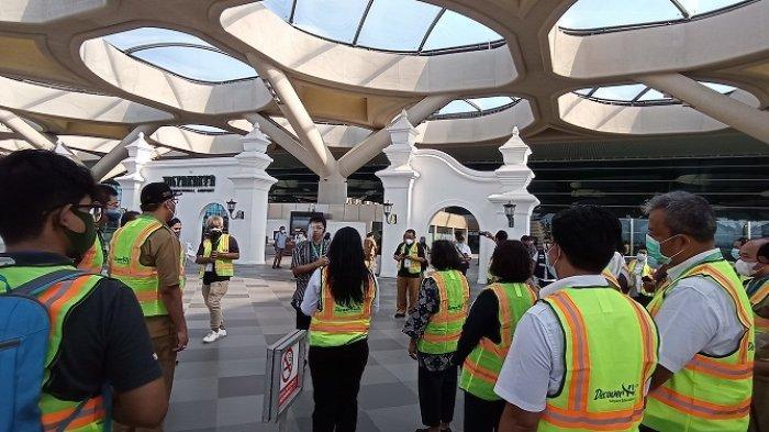PT Angkasa Pura 1 Luncurkan Airport Education Tour Discover YIA