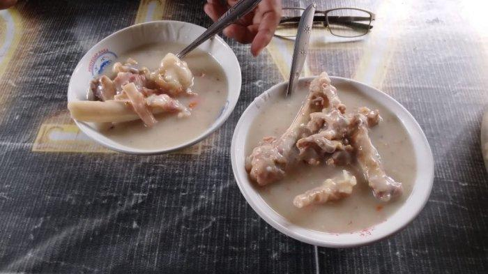 Blendrang, Kuliner Selingan Khas Gunungpring Magelang Ini Wajib Kamu Icipi