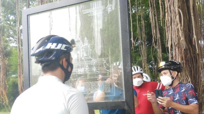 Kombinasikan Wisata Sepeda dan Sejarah, TWC Kembangkan Paket Wisata Bagi Goweser