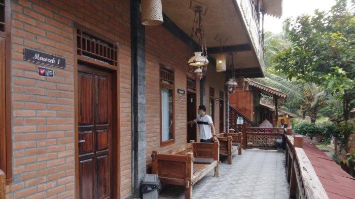 Homestay Halal Borobudur menyasar kaum backpacker.