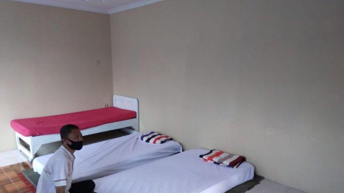 Tersedia berbagai tipe kamar di Homestay Halal Borobudur.