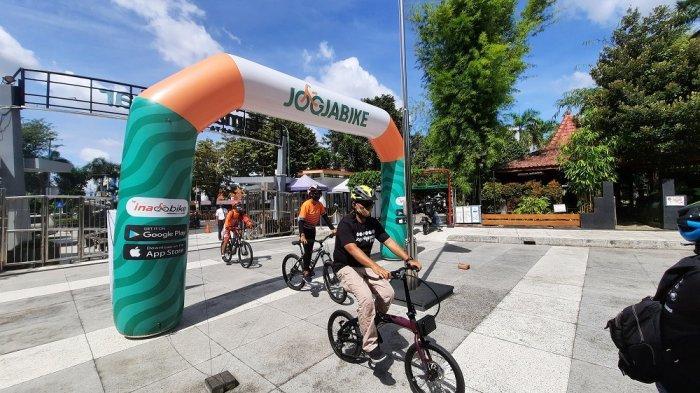 Jogjavaganza Diakhiri dengan 'Jogja Gowes Fun' Ajak Buyer Keliling Kampung Wisata