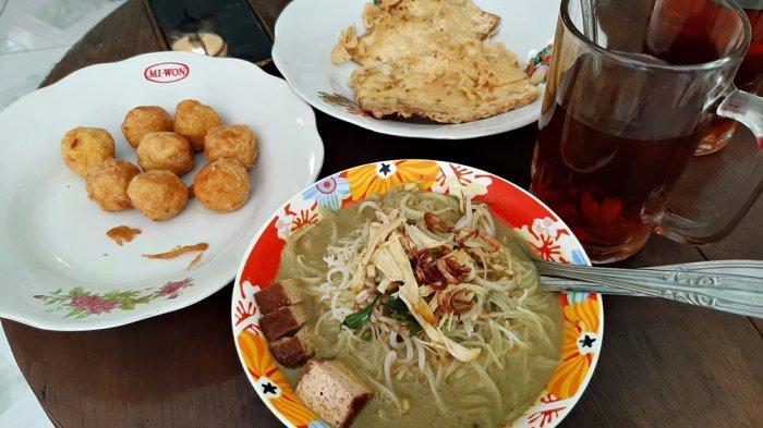 Nikmatnya Nasi Lesah, Kuliner Mirip Soto Bercita Rasa Gurih