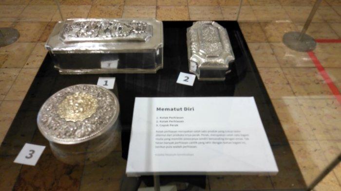 Pameran Perak 'Rajata' di Museum Sonobudoyo Hadirkan Koleksi Masterpiece