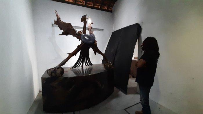 Pameran seni rupa 'Hidup 1'