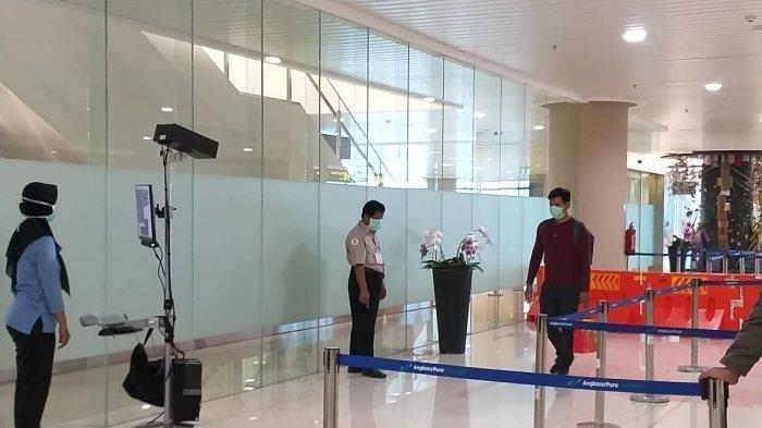 Bandara YIA Lakukan Prosedur Antisipasi Penyebaran COVID-19