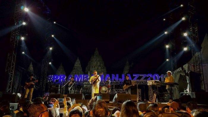 Prambanan Jazz Diundur Akhir November 2020, Akan Ada Prambanan Jazz Online