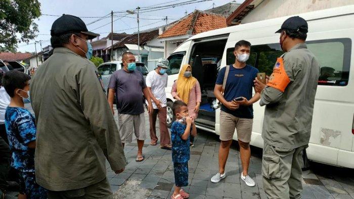 11 Rombongan Wisata Dipaksa Angkat Kaki dari Kota Yogyakarta Karena Tak Bawa Surat Bebas Covid