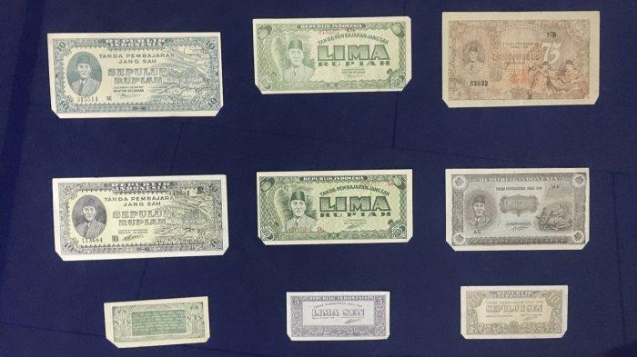 Mengintip Sejarah Mata Uang Indonesia di Museum Perjuangan Yogyakarta