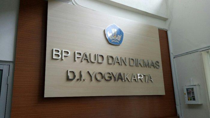 Balai Pengembangan (BP) Pendidikan Anak Usia Dini (PAUD) dan Pendidikan Masyarakat (Dikmas) DIY