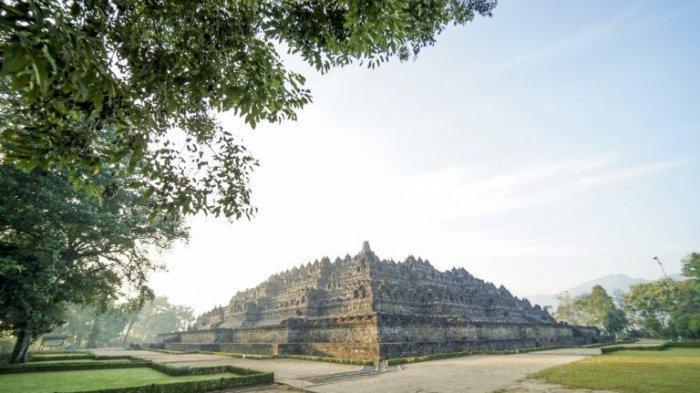 Cegah Corona, Operasional Candi Borobudur, Prambanan dan Ratu Boko Resmi di Tutup Sementara