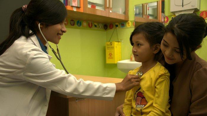 Layanan ramah dokter anak di RSUP Dr Sardjito Yogyakarta.