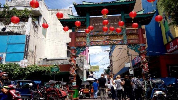 Kapitan Tan Jin Sing, Cikal Bakal Berdirinya Kampung Ketandan