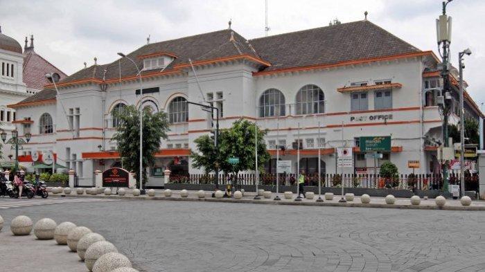 Sejarah Kantor Pos Besar Yogyakarta, Dibangun di Masa Pemerintahan Hindia Belanda.
