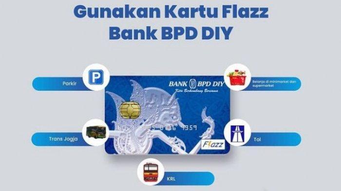 Gunakan Kartu Flazz BPD DIY untuk Membeli Tiket KRL Yogyakarta-Solo dan Berbagai Transaksi Lainnya