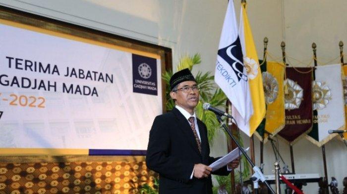 Panut Mulyono, Rektor UGM (2017-2022)