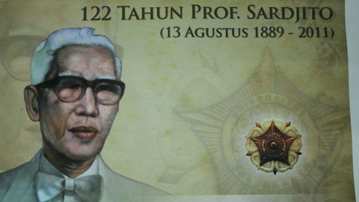 Sosok Prof Dr dr Sardjito.
