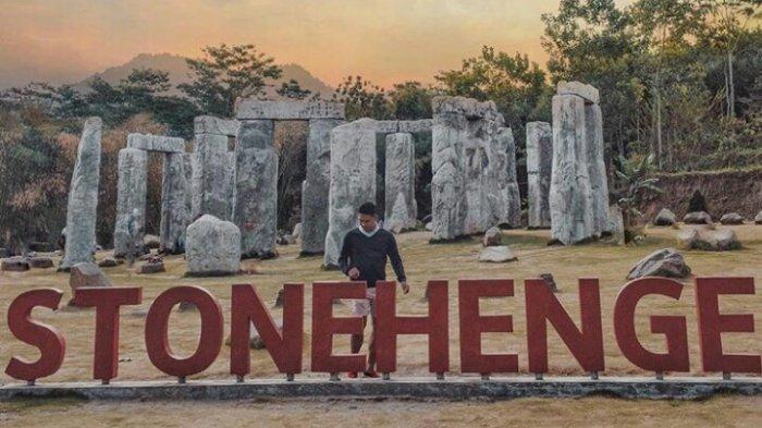 Harga Tiket, Jam Operasional Hingga Fasilitas di Stonehenge Merapi