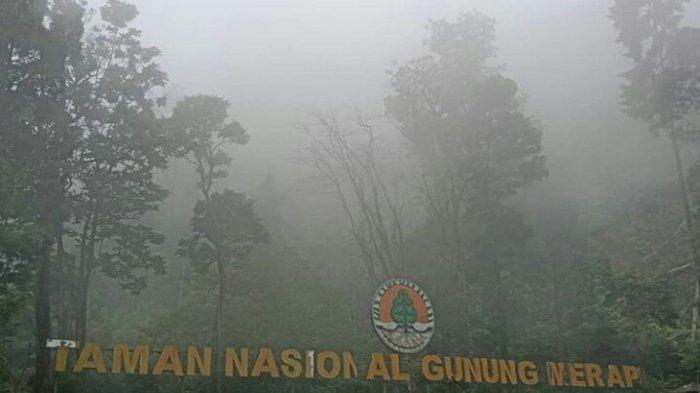 Sejarah Taman Nasional Gunung Merapi