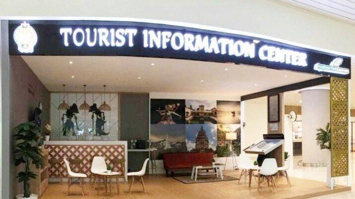 Tourist Information Center di YIA Sediakan Informasi Pariwisata dan Dunia Bisnis