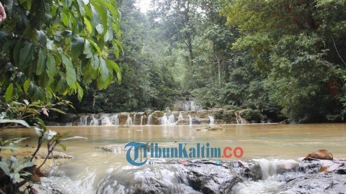 Tidak Jauh dari Jalan Poros, Ini Objek Wisata Air Terjun di Bulungan, Kalimantan Utara