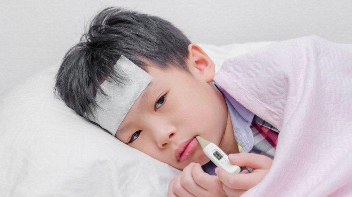 Anak Demam, Kapan Orangtua Harus Khawatir?