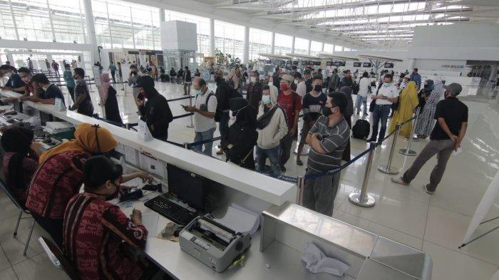 Kasus Covid-19 Naik, Balikpapan Kembali Wacanakan Swab Test Bagi Pelaku Perjalanan