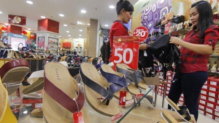 Pergantian Tahun, Jangan Tergoda Diskon di Mall dan Supermarket