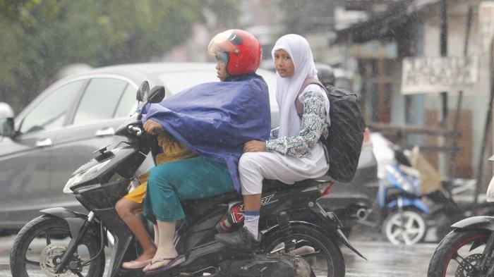Prakiraan Cuaca Samarinda, Selasa 14 Juli 2020, Berpotensi Hujan Jelang Tengah Malam