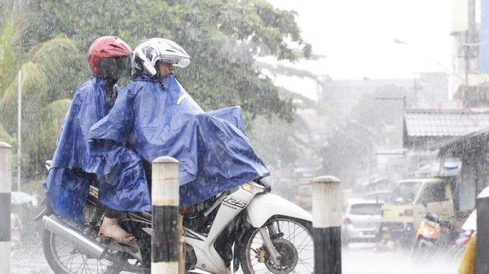 Cuaca Kota Samarinda Selasa(19/5/2020) diprediksi terjadi hujan lokal