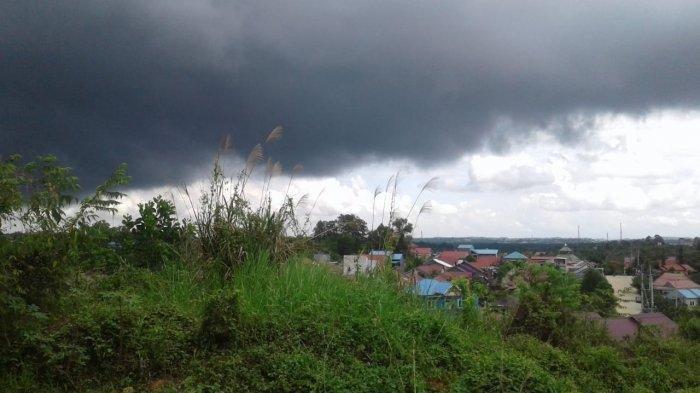 Prakiraan Cuaca Balikpapan, Senin 27 Juli 2020 Diprediksi Hujan Sepanjang Hari