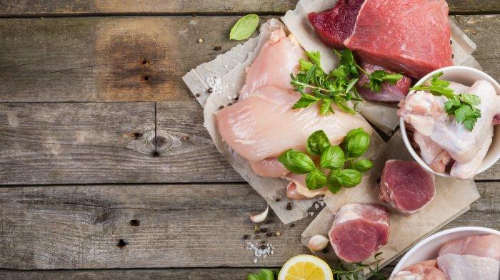 Antara Daging Ayam dan Daging Sapi, Mana yang Lebih Tinggi Nilai Gizinya?