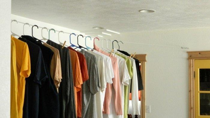8 Alasan Mengapa Sebaiknya Tidak Menjemur Pakaian di dalam Rumah