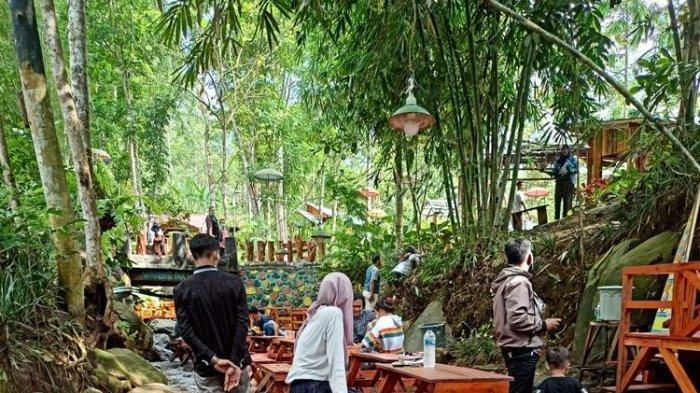 6 Kegiatan Seru di Wana Wisata Sumber Biru Jombang