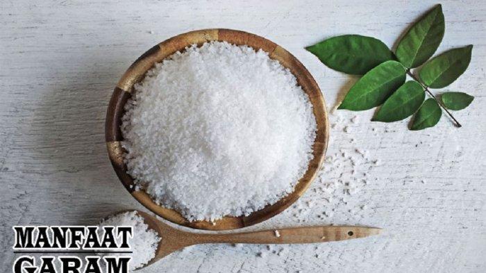 Dengan Garam, Bisa untuk Bersihkan Berbagai Jenis Perabotan Rumah