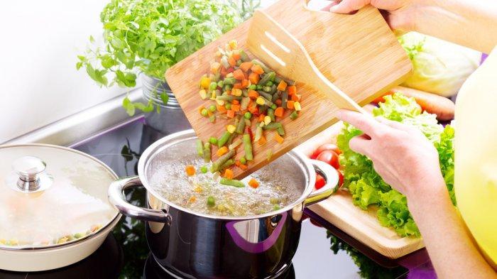 Tips Membersihkan Area Dapur dengan Bahan Alami Buatan Sendiri