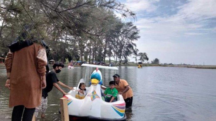 Pioneer Camp di Lhokseumawe, Tempat Piknik Asyik di Tepi Laut