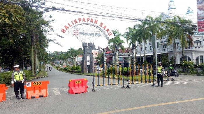 Jadi Pintu Keluar Masuk Kaltim, Balikpapan Dibebani Kasus Covid-19 dari Jawa dan Sulawesi