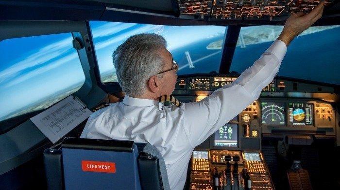 Pengakuan Pilot, Ketakutan Terbesarnya saat di Ruang Kokpit Pesawat