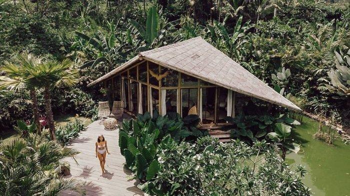 Menginap di 5 Vila Bambu, Merasa Lebih Dekat dengan Alam