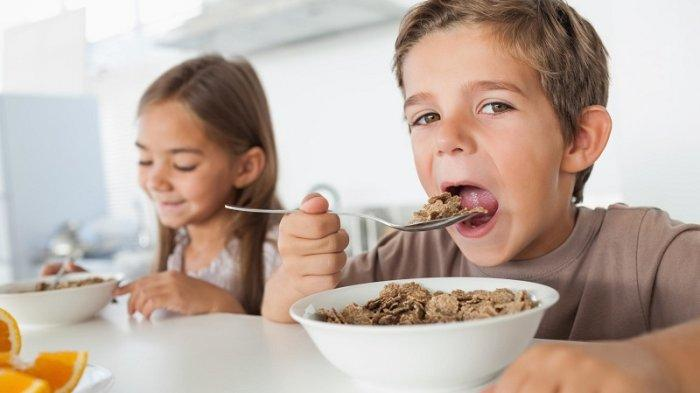Sereal Sebagai Menu Sarapan Anak, Apakah Sehat untuk Si Kecil?