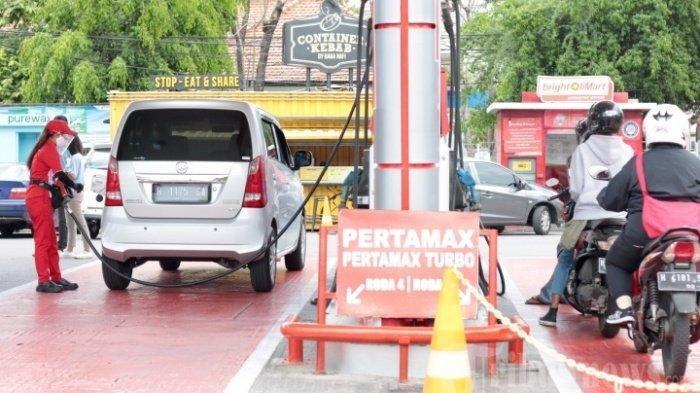 PROMO Pertamax Hemat Rp 250 per Liter, Berlaku Hingga 30 Oktober 2020
