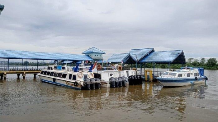 Speedboat di Kaltara Terapkan Protokol Covid-19, Penumpang Wajib Rapid Test
