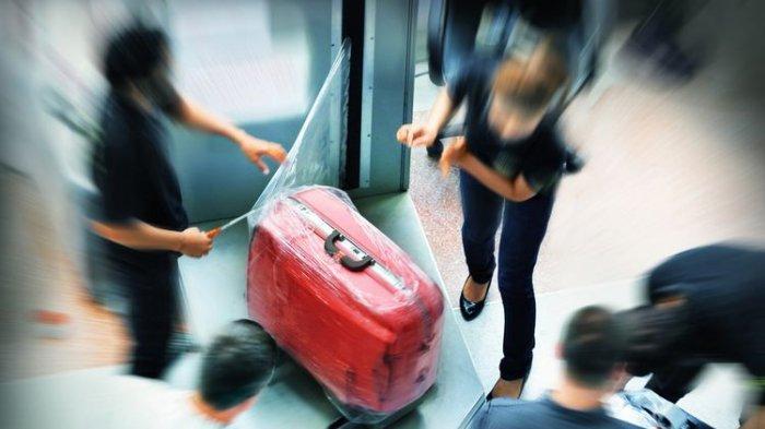 Wraping Bagasi di Bandara, Perlu Enggak Sih?
