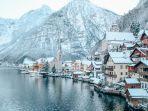 Hallstatt, Kota di Austria yang Mirip Negeri Dongeng