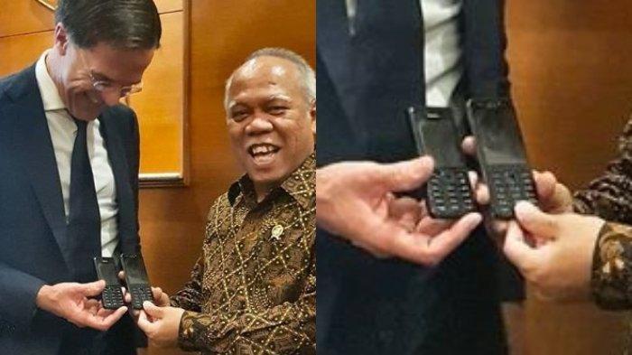 Satu-satunya Menteri yang Pakai Ponsel Jadul, Basuki Hadimuljono Diminta Lanjutkan Pembangunan