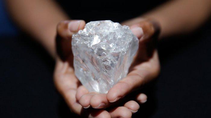Garam Laut Bisa Hasilkan Berlian? Begini Faktanya